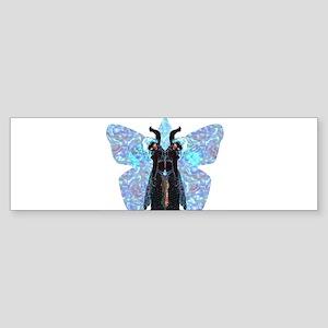 blackandblue Bumper Sticker
