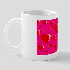 Heart over Bear Mug