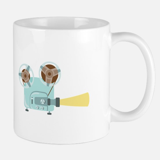Movie Player Mugs