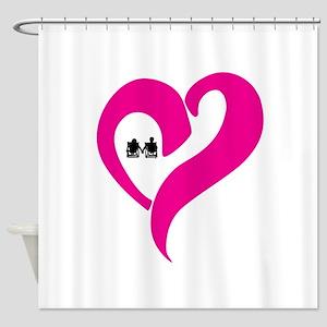 bridal Shower Curtain