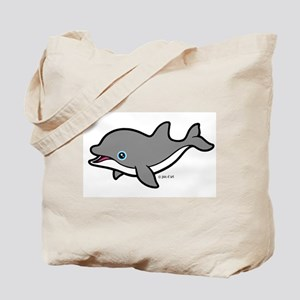 Dolphin (2) Tote Bag