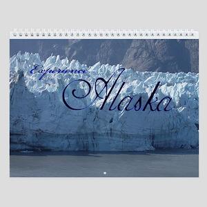 Experience Alaska Wall Calendar