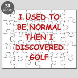 golfer Puzzle