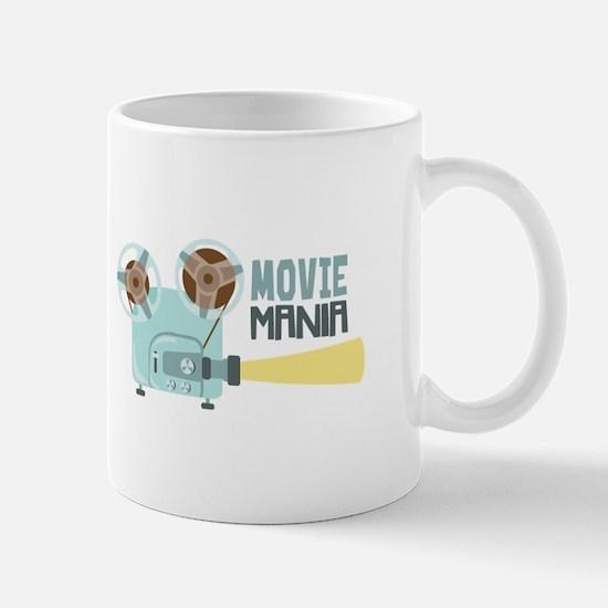 Movie Mania Mugs