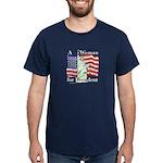 Woman for President Dark T-Shirt
