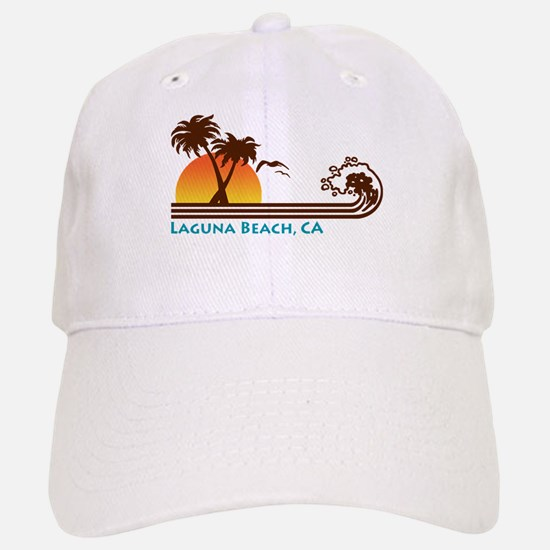 Laguna Beach Baseball Baseball Cap