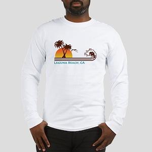 Laguna Beach Long Sleeve T-Shirt