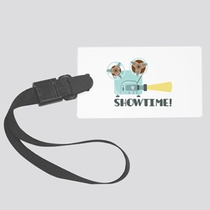 Showtime Luggage Tag