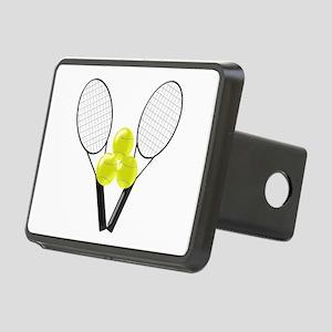 Tennis Rectangular Hitch Cover