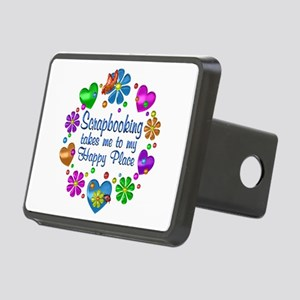 Scrapbooking My Happy Plac Rectangular Hitch Cover