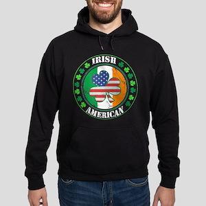 Irish American Hoodie (dark)
