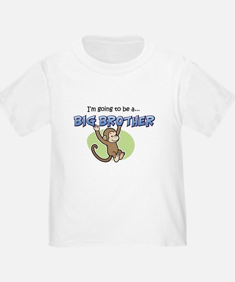 Big Brother to be (Monkey) T