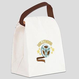 Hollywood Canvas Lunch Bag