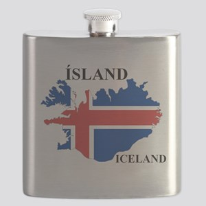 IcelandFlagMap Flask