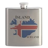 Iceland Flask Bottles