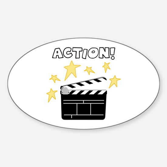 Action Decal