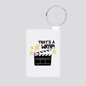 Thats a Wrap Keychains