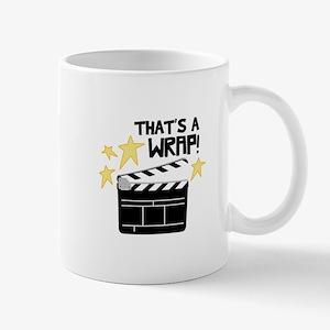 Thats a Wrap Mugs