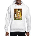 The Kiss & Boxer Hooded Sweatshirt