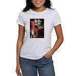 Lady & Boxer Women's T-Shirt