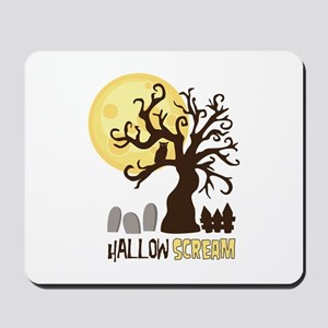 Hallow Scream Mousepad
