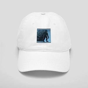 Bigfoot Blue Cap