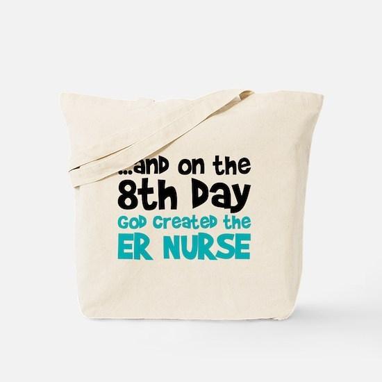 ER Nurse Creation Tote Bag