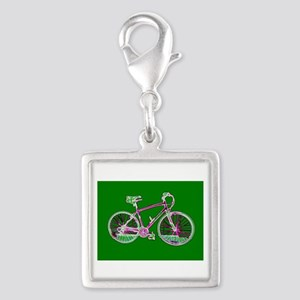 Ditch the Car Ride A Bicycle Green 4Sean Charms