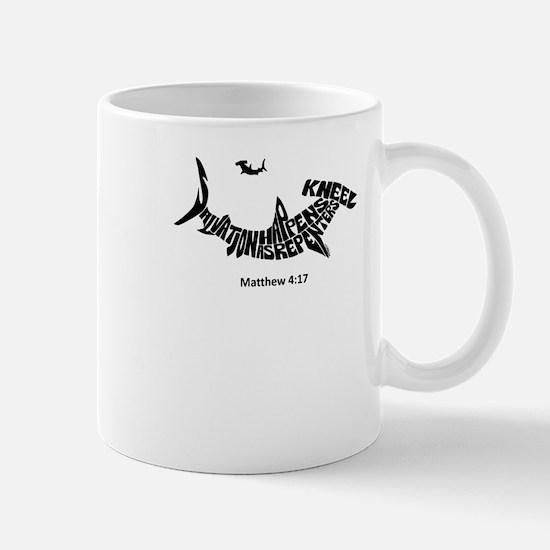 SHARK: Salvation Happens As Repenters Kneel Mugs
