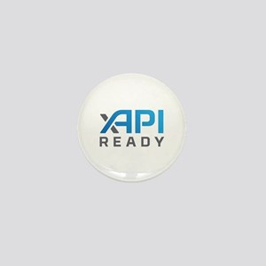 Xapi Ready Logo Mini Button (100 Pack)