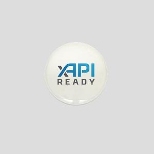 Xapi Ready Logo Mini Button (100 Pack)