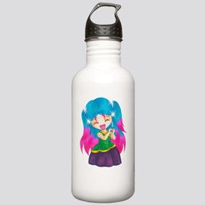 Love from Effhaah Stainless Water Bottle 1.0L