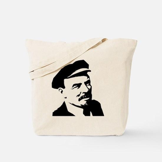 Lenin Tote Bag