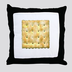Cracka Throw Pillow