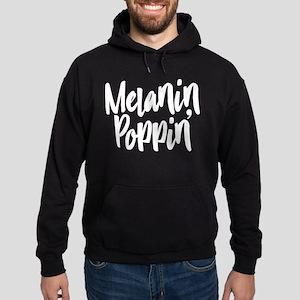 Melanin Poppin Hoodie (dark)