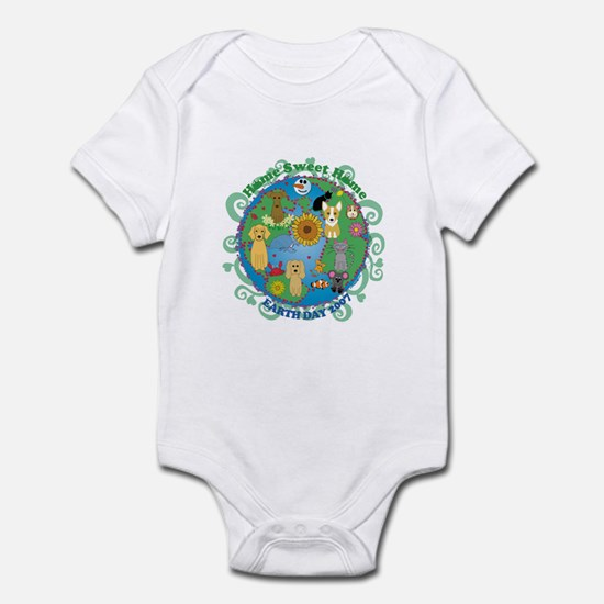 Earth Day 2007 Infant Bodysuit