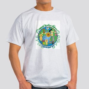 Earth Day 2007 Light T-Shirt