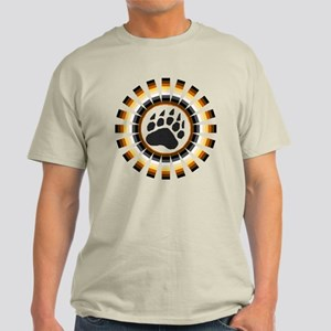 ROUND BEAR PRIDE DESIGN/PAW Light T-Shirt