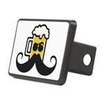 Beer Mustache Hitch Cover