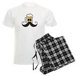 Beer Mustache Pajamas