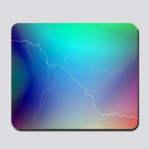 Colorful Art and Design Mousepad