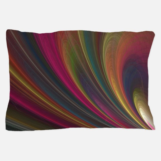 Fractal Colorful Art Pillow Case