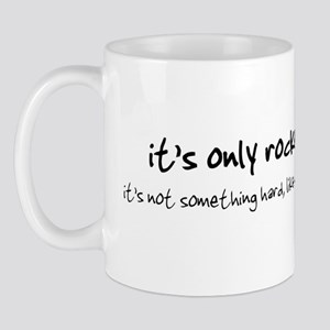 It's Only Rocket Science, it' Mug