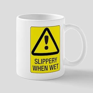 SLIPPERY Mugs