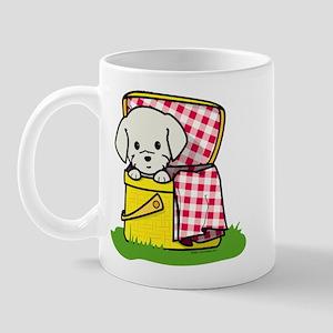 Puppy Picnic Mug