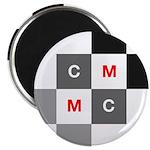"Chicago MINI Club 2.25"" Magnet (10 pack)"