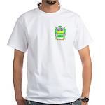 Fava White T-Shirt