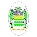 Fava Sticker (Oval 50 pk)