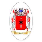 Fauth Sticker (Oval 10 pk)