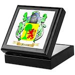 Faustov Keepsake Box